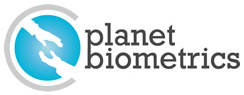 Logo of planet biometrics