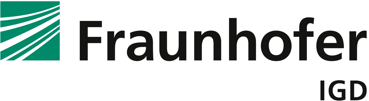 Logo of Fraunhofer IGD