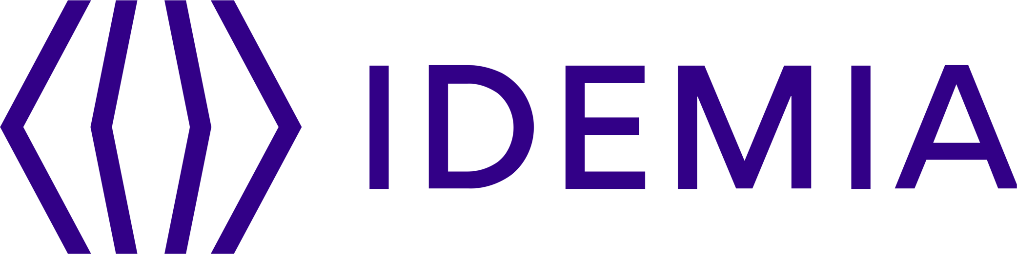 Logo of IDEMIA