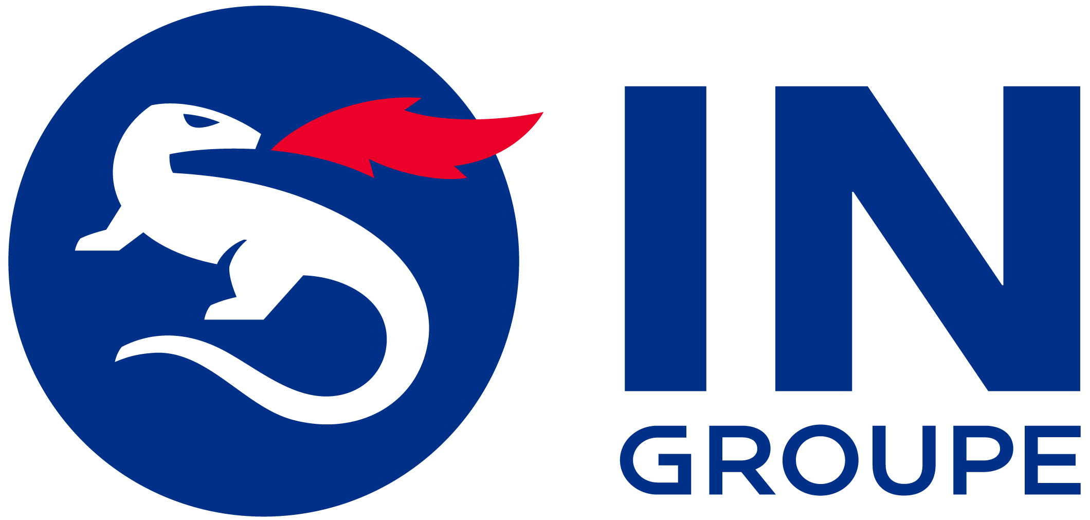 Logo of IN Groupe