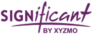 Logo of significant by XYZMO