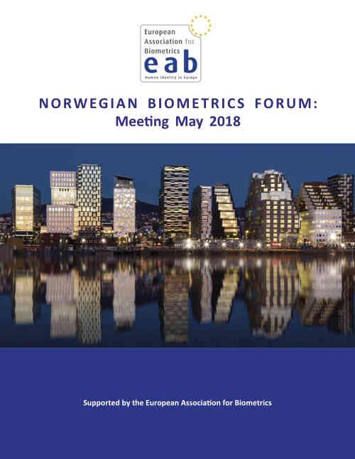 EAB Report: Norwegian Biometric Forum Meeting 2017